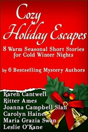 Cozy Holiday Escapes: Warm Seasonal Short Stories by Bestselling Mystery Authors for Cold Winter Nights