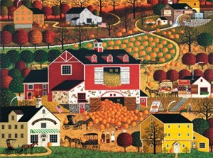 Charles Wysocki puzzle