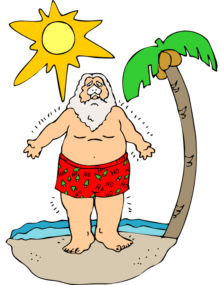 BeachSanta